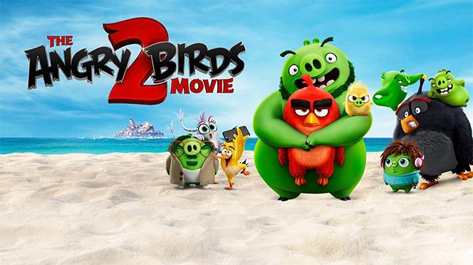 Angry Birds 2, La Película (2019) BDRip Full HD 1080p Latino-Ingles