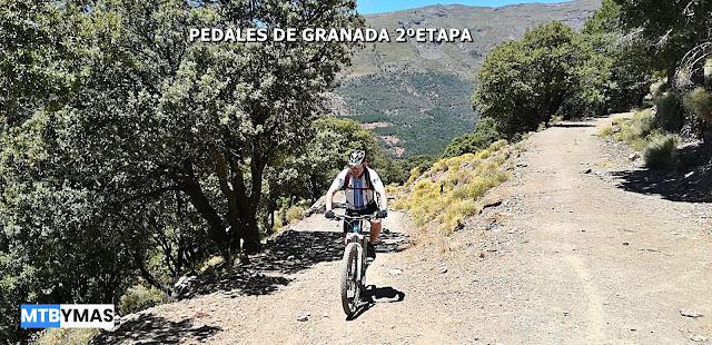 Pedales de Granada, Segunda Etapa: Capileira- Laroles