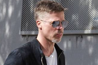 EXCLUSIVE: Gaunt Brad Pitt Looks A Shadow Of His Former Self In shock New Pictures As Split From Angelina Jolie Takes A Toll