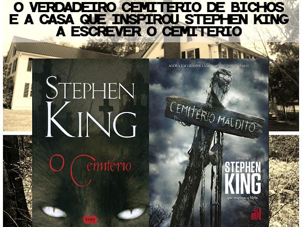 O verdadeiro Cemitério de Bichos e a casa que inspirou Stephen King a escrever O Cemitério