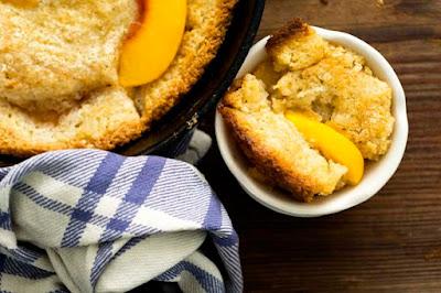 Peach cobbler | Homesick Texan