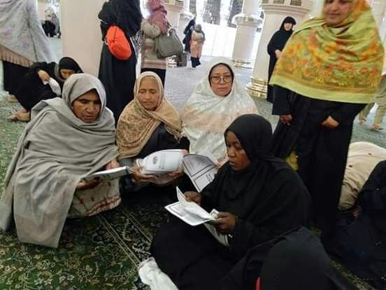 Penyiaran Sholawat Wahidiyah