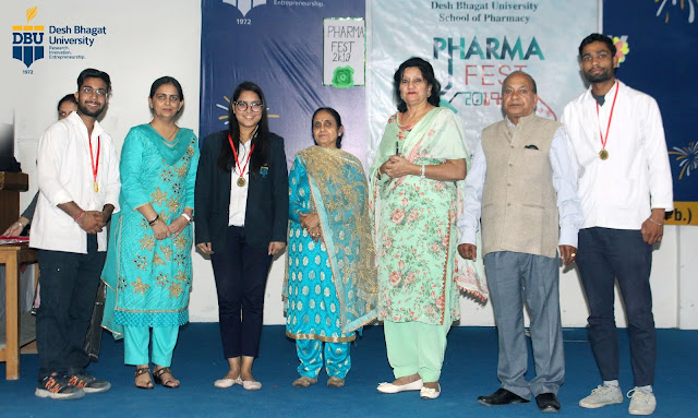 Best B. Pharmacy College In India - Desh Bhagat University
