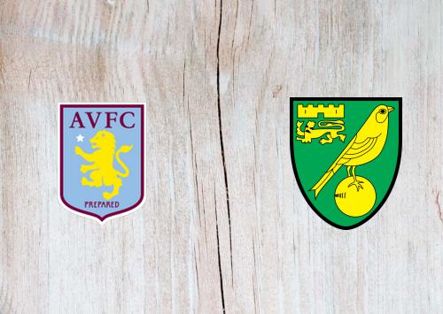 Aston Villa vs Norwich City -Highlights 26 December 2019