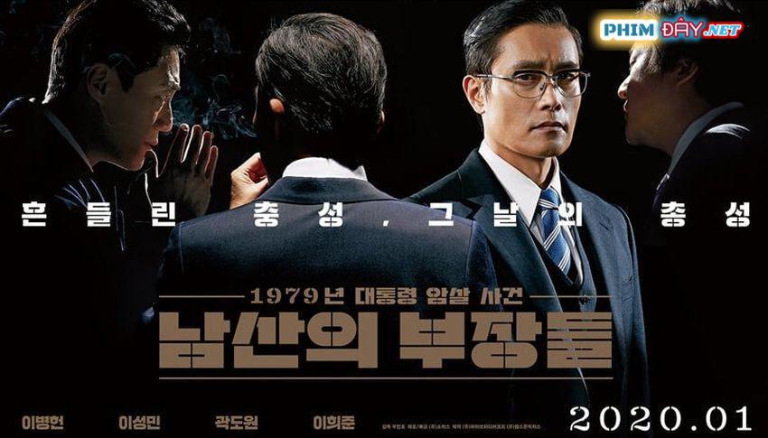 Người Kế Nhiệm Namsan - The Man Standing Next (2020)