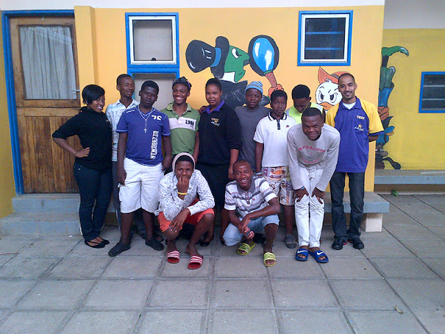 Hollywoodbets Springfield Park at the Zamani Child & Youth Care Centre