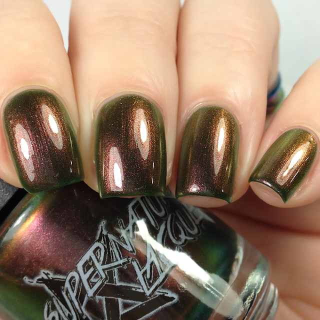 Supernatural Lacquer-Cusp Of Power