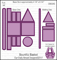 ODBD Custom Bountiful Basket Dies