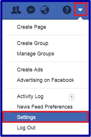 Facebook Number Change