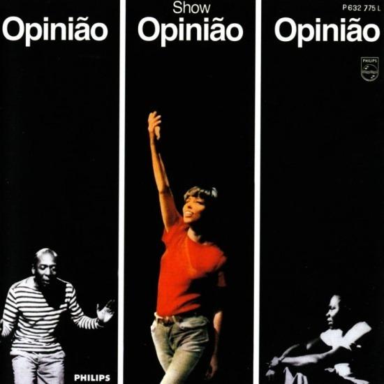 """NARA LEÃO - SHOW """"OPINIÃO"""" - 1965 - JOÃO DO VALE, ZÉ KÉTI, AUGUSTO BOAL E OUTROS"""