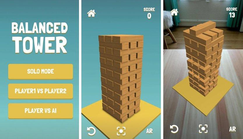 Descargar Jenga Balanced Tower Air
