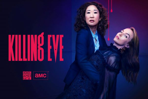 Killing Eve Wallpapers