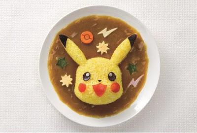 Pikachu Ricemold