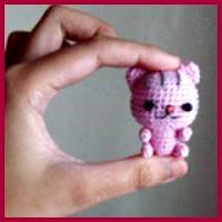 Mini gatitos amigurumis