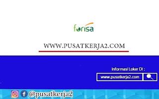 Lowongan Kerja SMA SMK D3 S1 September 2020 PT Forisa Nusapersada