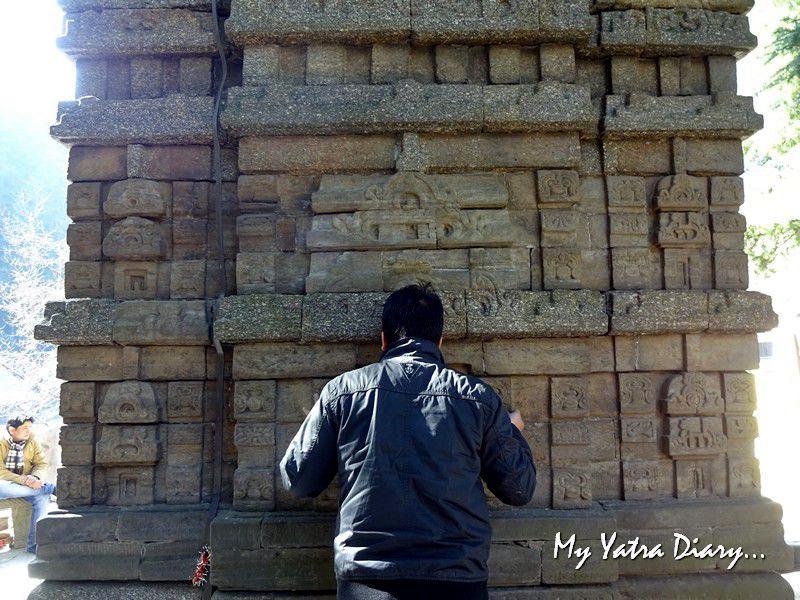 Kuber Temple, Jageshwar Uttarakhand