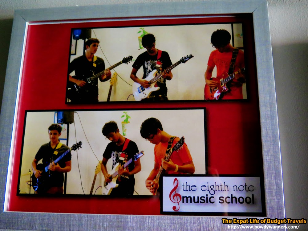 bowdywanders.com Singapore Travel Blog Philippines Photo :: Singapore :: Think You Want To Learn Music Now? The Eighth Note Music School Will Show You If You're Right