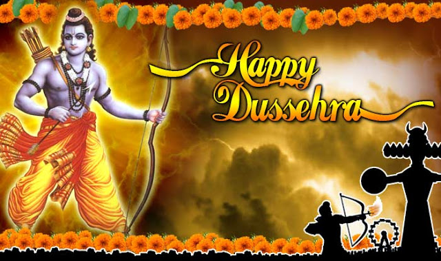 Happy Dussehra 2016 Greetings