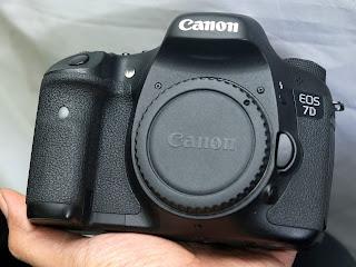 Jual Canon EOS 7D Kamera DSLR 2nd