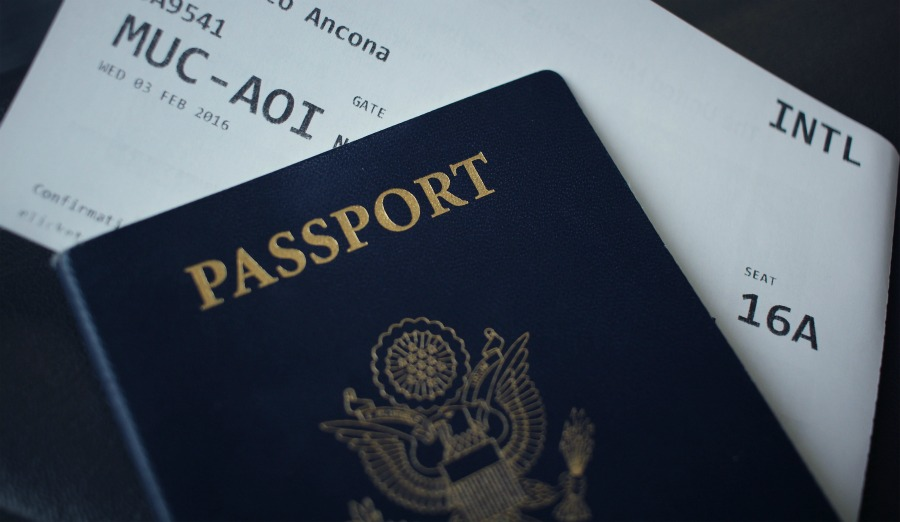 how to get your first passport