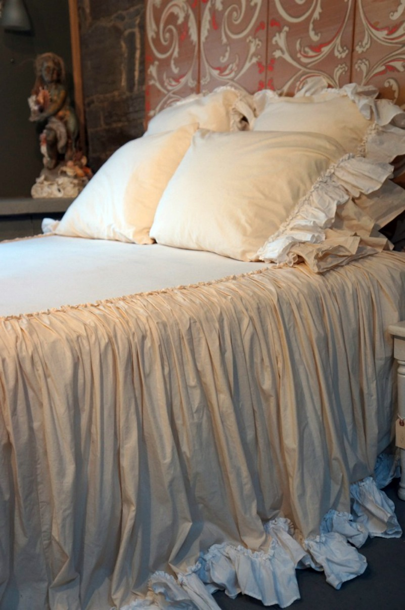 Pink Pig Cottage Antiques Romantic Bedding At Affordable