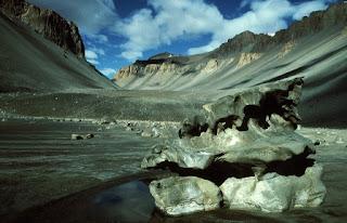 8. Lembah Kering McMurdo