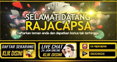 Rajacapsa Situs Bermain Capsa Online Uang Asli  Aman Dan Terpercaya Di Indonesia