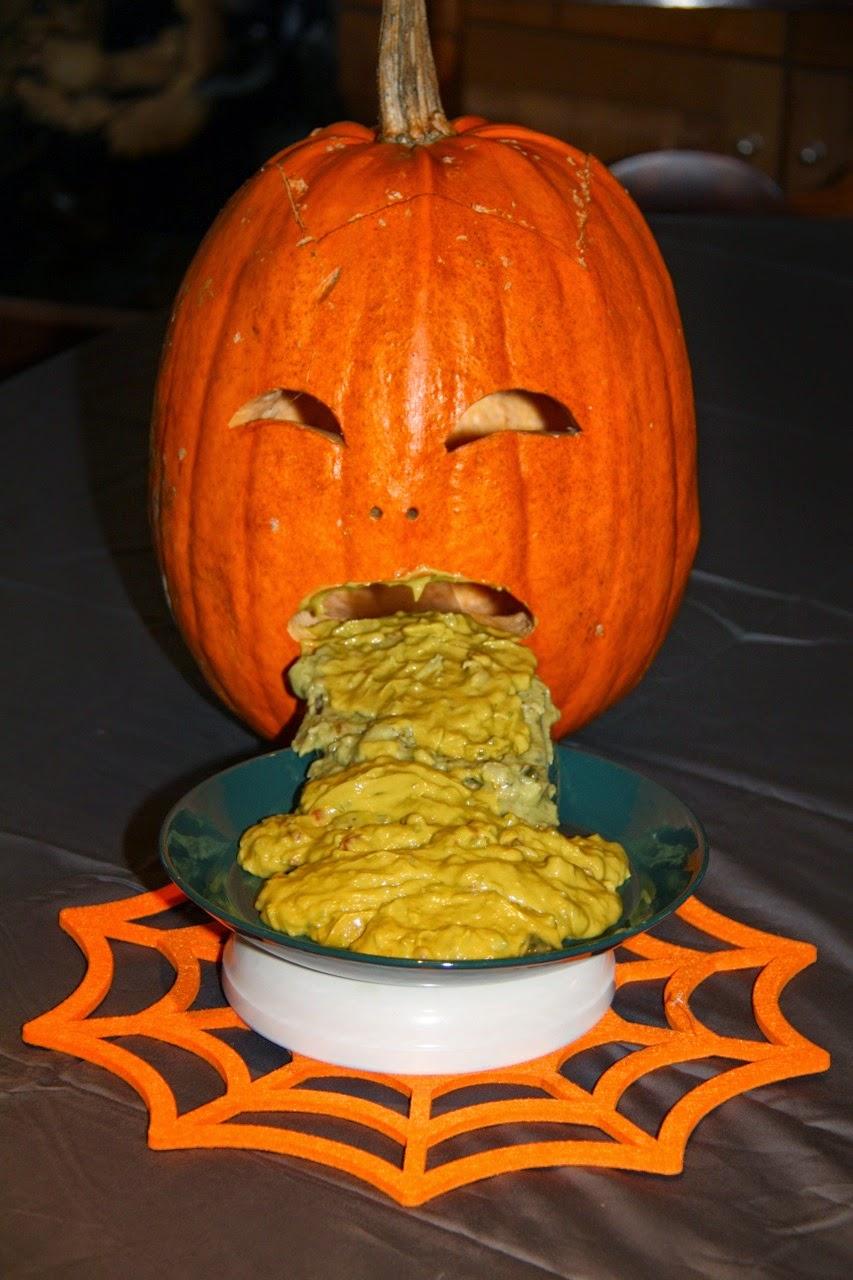 Halloween Tarjottavat