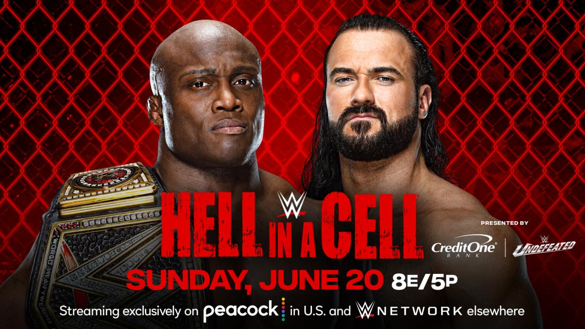 Cobertura: WWE Hell in a Cell 2021 – Sua chance acabou!
