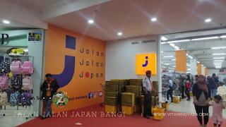 Jalan Jalan Japan Kip Mall Bangi