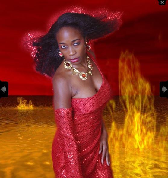 A Nubian Princess Model Skype