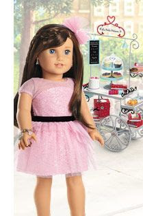 American Girl Doll, Grace Thomas, giveaway, holiday shopping, gift for your daughter, American Girl,