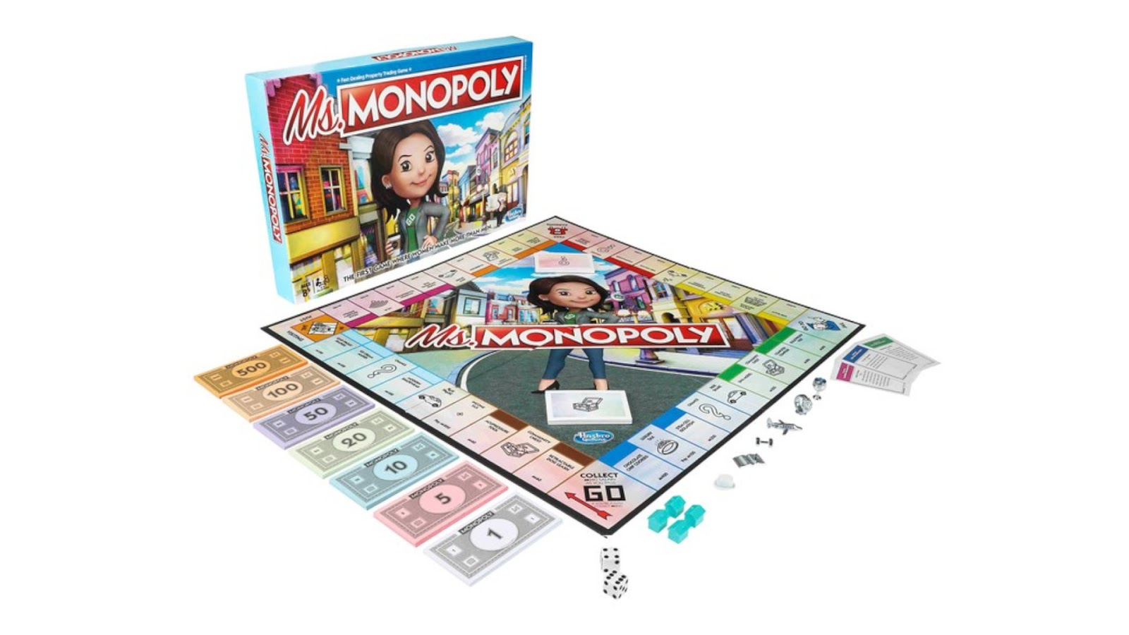 News Collider - Board Game News Ms Monopoly