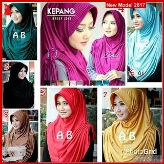 RYB070B Hijab Jilbab Cantik Rumana Murah Kepang BMG Online Shop