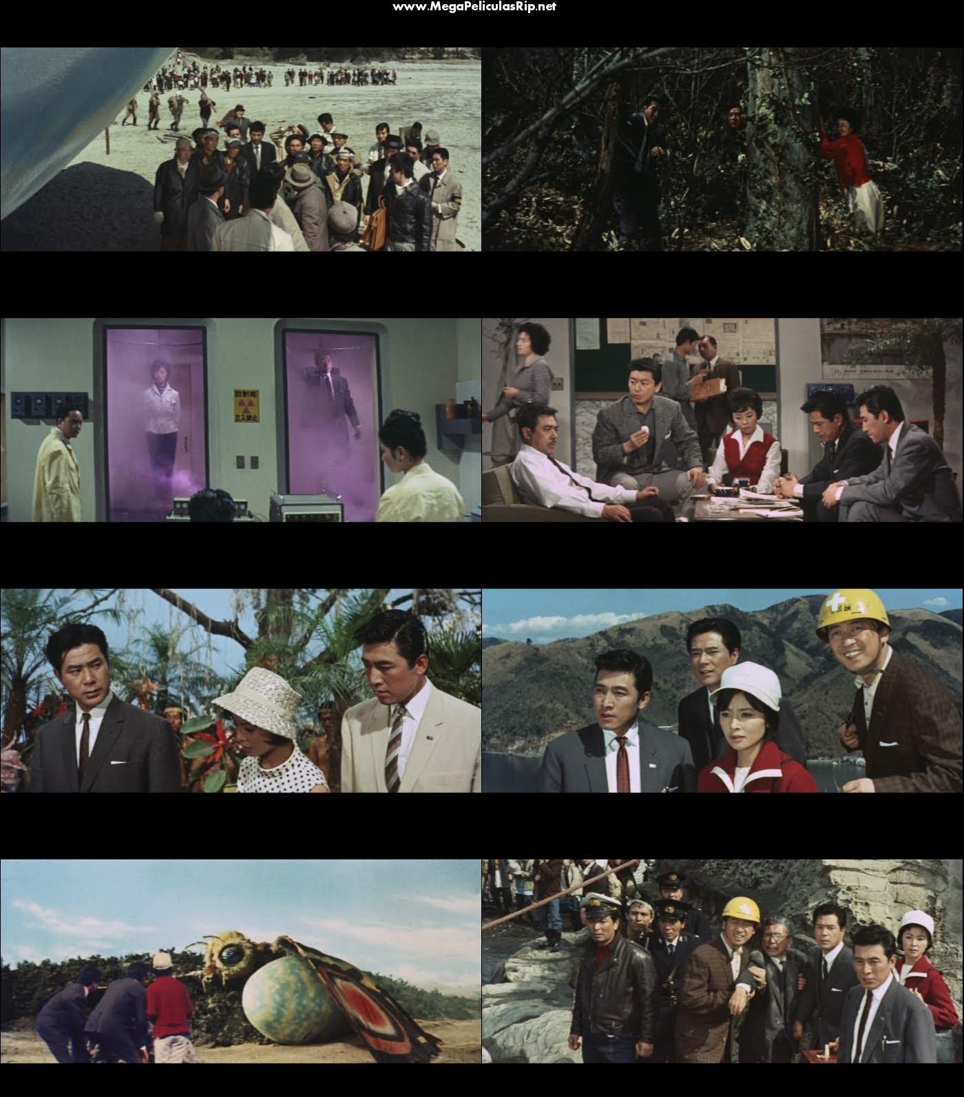 Godzilla Vs Mothra 1964 1080p
