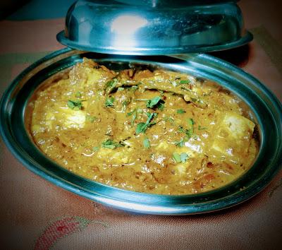 Spicy paneer masala for best paneer recipes