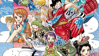 Baca Manga One Piece Sub Indo English Subbed RAW Mangaplus Animblo