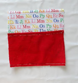 free pocket pillow pattern