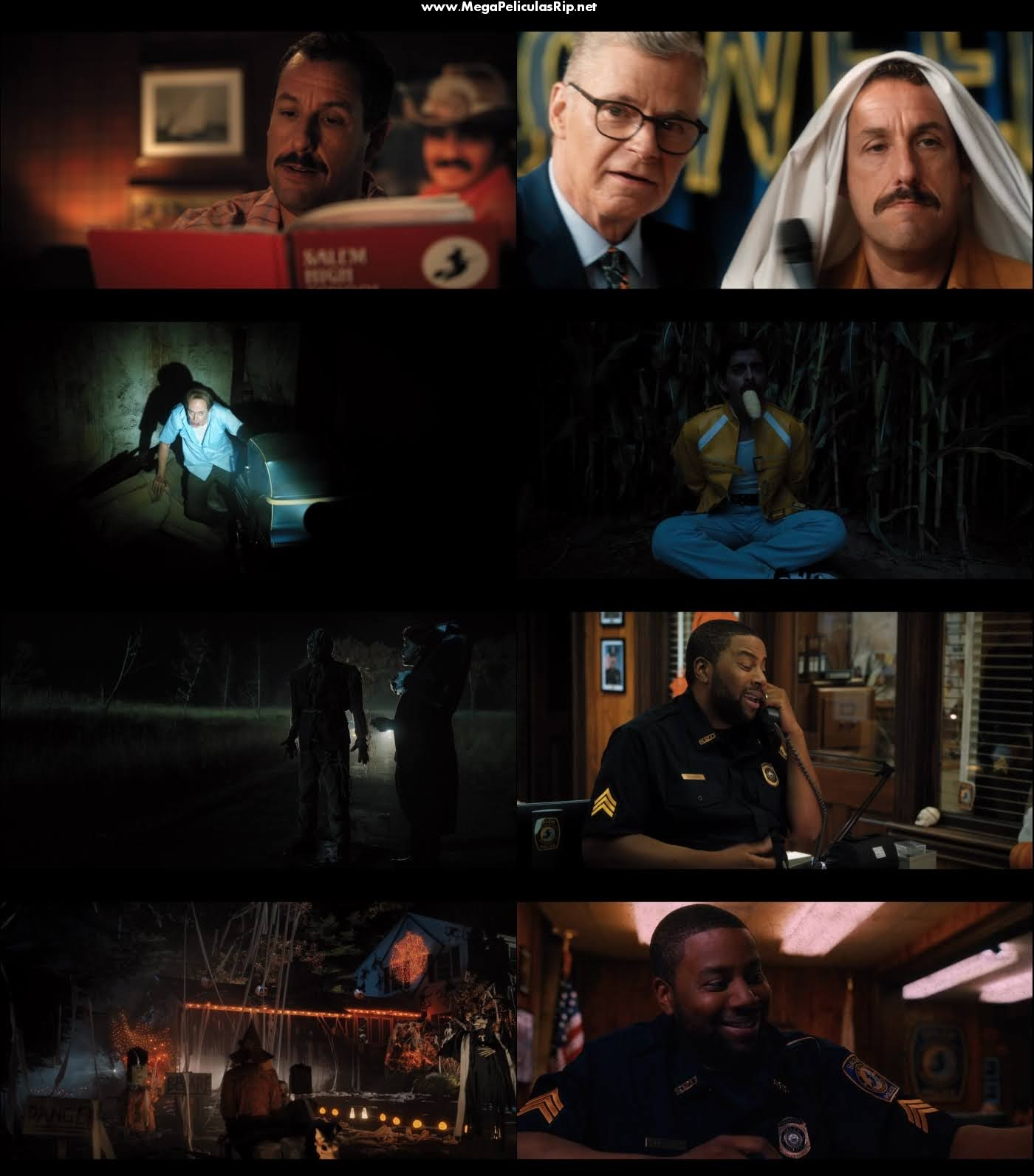 El Halloween de Hubie 1080p Latino