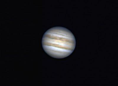 Júpiter - 26/07/2020 21:34 UT