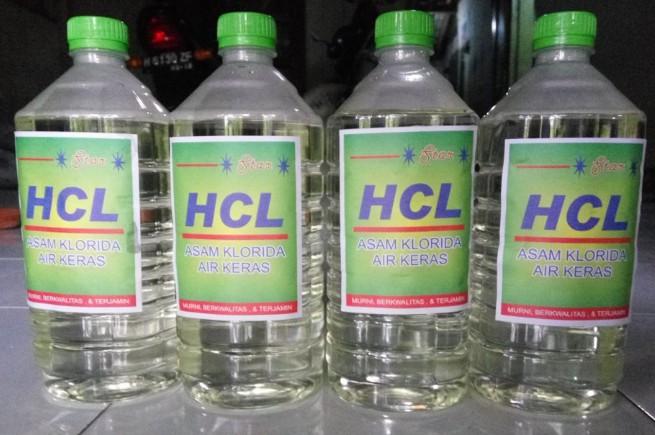 Asam Klorida atau HCL