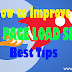 How to Improve Web Page Load Speed Best Tips