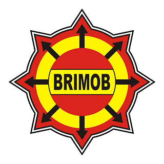 Download Logo BRIMOB Vector CDR CorelDRAW