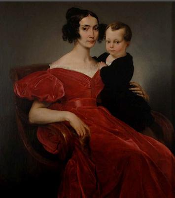 la madre in arte