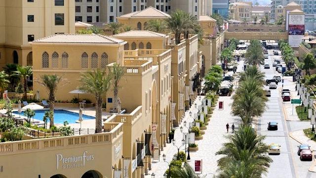 The Walk Dubai (C) DTCM