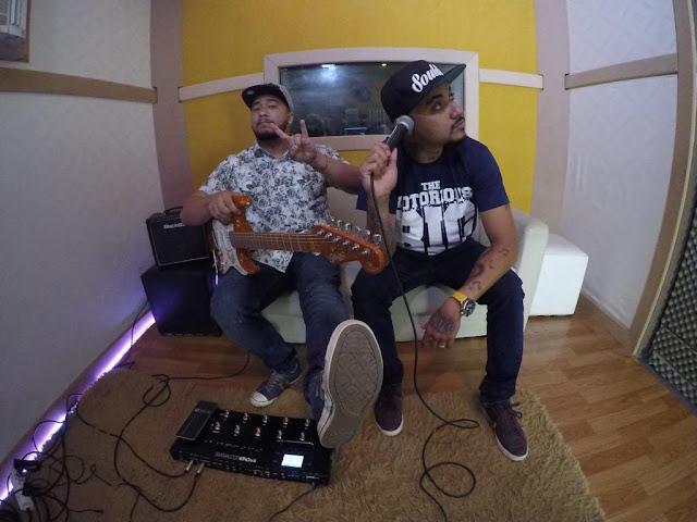 Crônica Mendes lança segunda temporada do Rap Voz