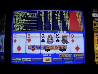 How to play European Slot Poker