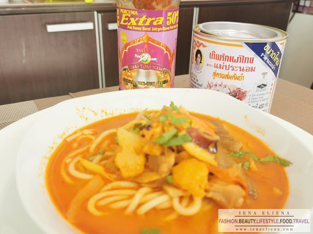 Cara Masak Tomyam ala Thai