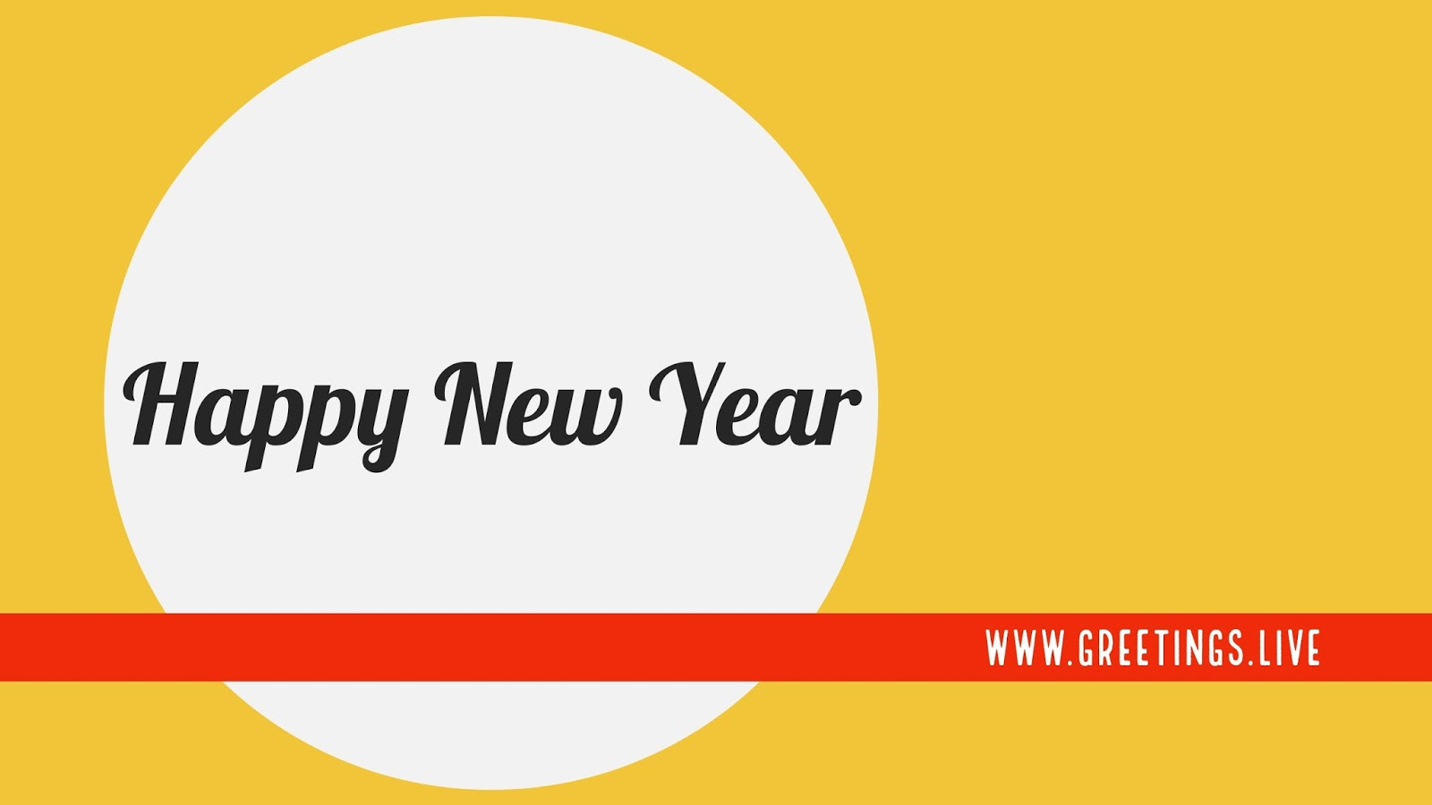 2018 new year wishes greetings 3 best greetings in yellow colour 3 best greetings in yellow colour for happy new year celebration kristyandbryce Gallery