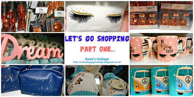 Let's Go Shopping: Part One